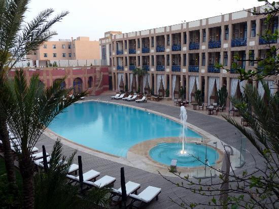 Le Medina Essaouira Hotel Thalassa Sea & Spa - MGallery Collection: Piscine Sofitel Mogador
