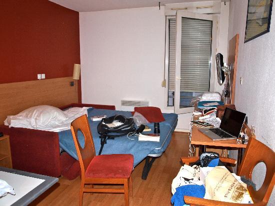 Sejours & Affaires Lyon Saxe-Gambetta: studio 308