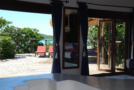 Navutu Stars Fiji Hotel & Resort : bure