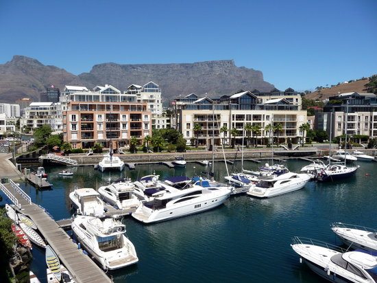 Cape Grace: Request a Table Mountain view room