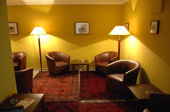 Spa Resort Tree of Life: Gentleman club - smoking room