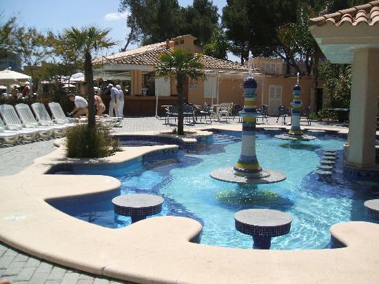 Hotel Riu Bravo: der kleine Pool