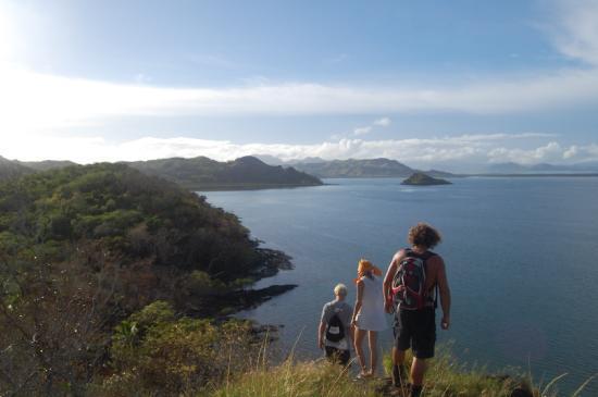 Labasa, Fiji: Trekking the Four Peak Challenge, Vorovoro.