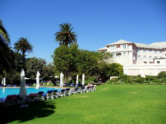 Belmond Mount Nelson Hotel: You can't beat the setting