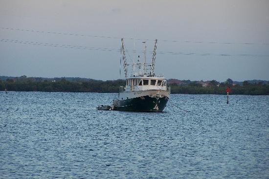 Ellenton, FL: SHRIMP BOAT