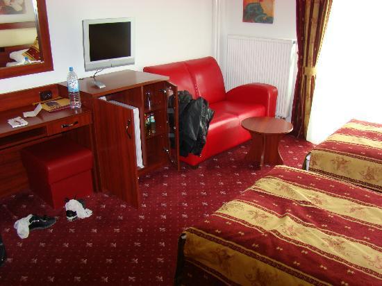 Klassik Hotel: room