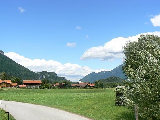 Der Steinweidenhof: Ettenhausen - Schleching