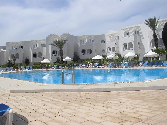 Hotel Djerba Les Dunes: piscine exterieur