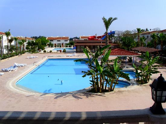 Karsiyaka, Cyprus: Picture from the clubhouse