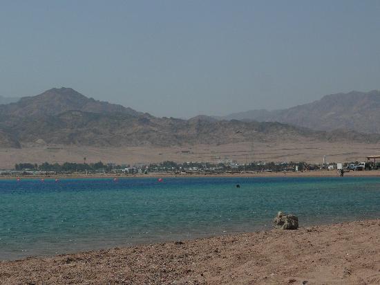 Divers House Hotel: lagoon area dahab