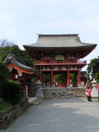 Udo Shrine