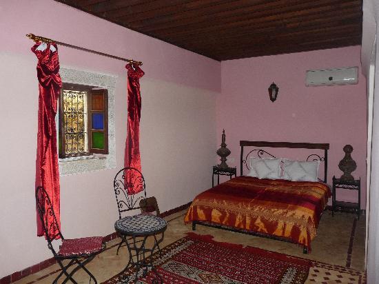 Dar el Yasmine: chambre 1 er