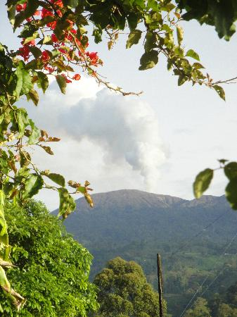 Hotel Guayabo Lodge: The scenery never quits