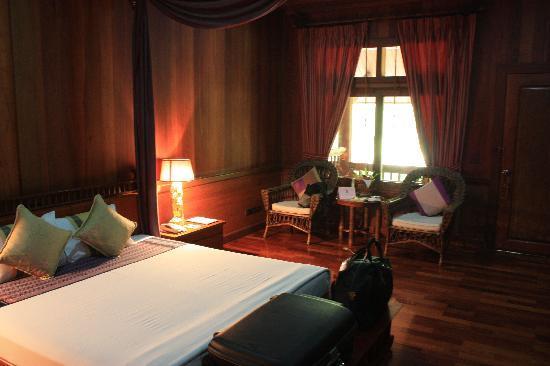 Rupar Mandalar Resort: la nostra camera
