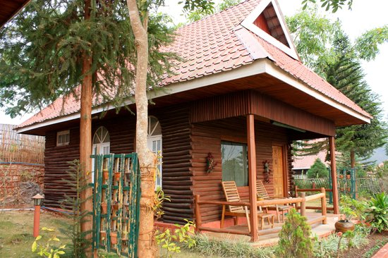 Hill Top Villa Resort Kalaw Foto
