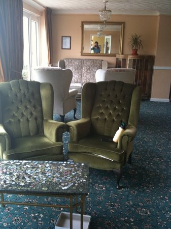 B & B Tanfield : The lounge