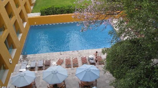 Camino Real Polanco Mexico: piscine