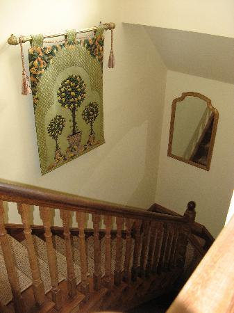 Railway Lodge Country House: stairway