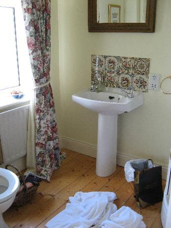 Railway Lodge Country House : another bathroom