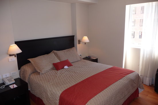 Lugano Hotel: room