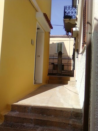 Bed and Breakfast Margherita: ingresso bb