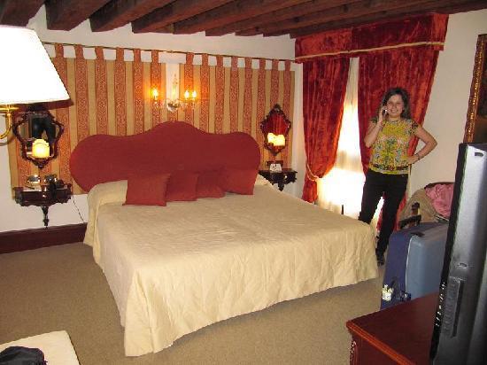 Ruzzini Palace Hotel: Habitación 407 de Ruzzini Palace