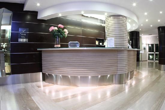 Virgilio Grand Hotel: Reception