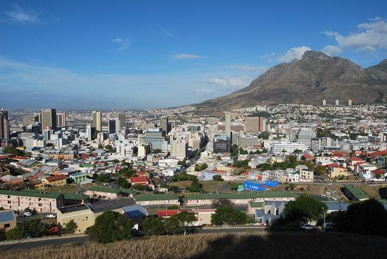 Mandela Rhodes Place Hotel: Cape Town city