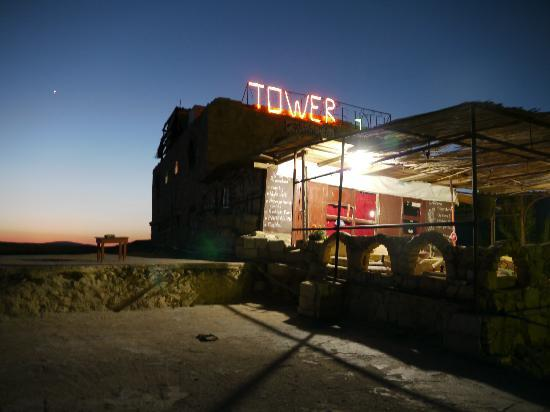 Tower Hotel dana