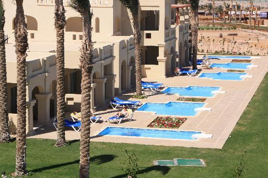 Rixos Sharm El Sheikh : These are the top range rooms