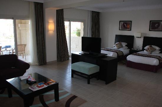 Rixos Sharm El Sheikh : Top range rooms, but most are similar