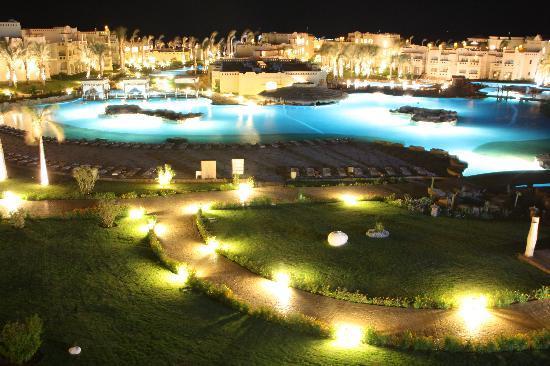 Rixos Sharm El Sheikh : Night time