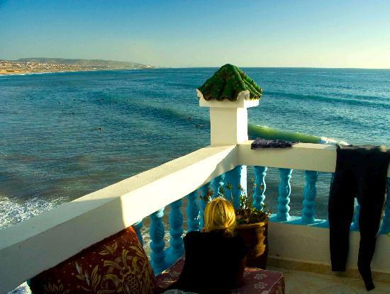 Taghazout Beach: Surf berbere house