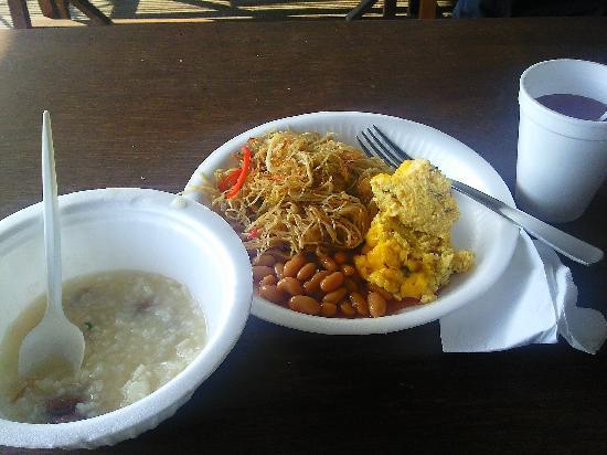 Celestial Resort Pulau Ubin: Breakfast