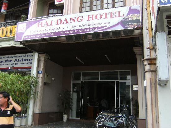 Hai Dang Hotel: Hotel