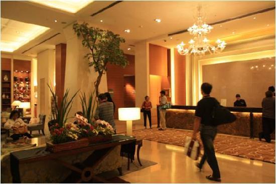 Miramar Garden Taipei: Lobby
