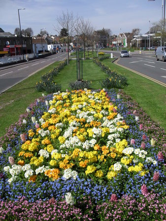 Welcome to Portishead in Spring 2010!!!
