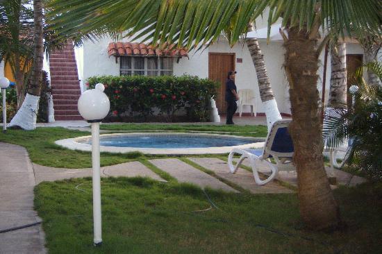 Playa el Agua, فنزويلا: Jacuzzi