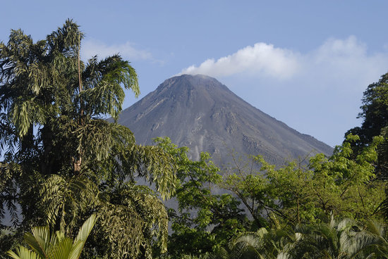 Gray Line One Day Tour: Arenal Volcano & Hot Springs
