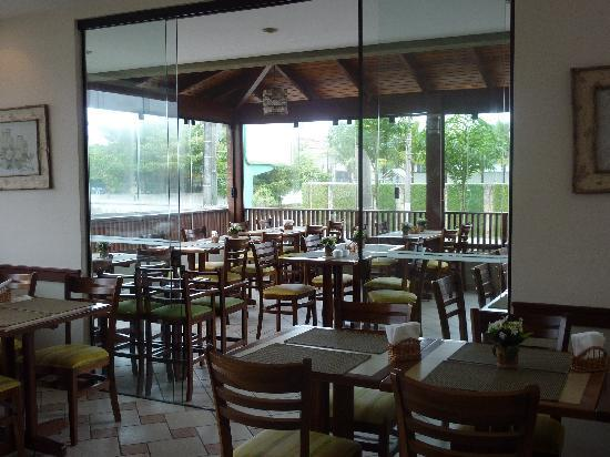 Hotel Ilhas do Caribe: comedor