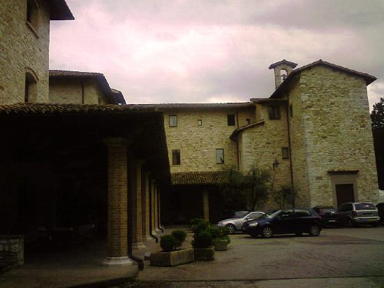 Park Hotel Ai Cappuccini: l'ingresso all'hotel