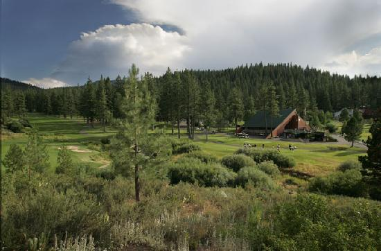 Truckee, CA: Martis Valley Grille at Northstar-at-Tahoe Resort golf course