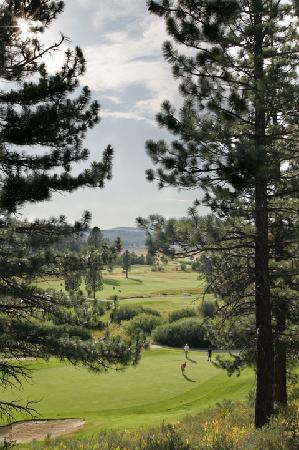 Truckee, CA: Meadow Nine at Northstar-at-Tahoe Resort golf course