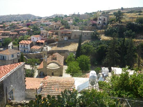 Cyprus Villages: the village