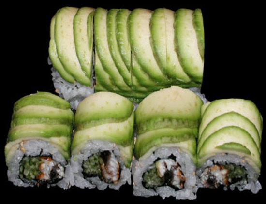 Koi anti Restaurant: roll del dia