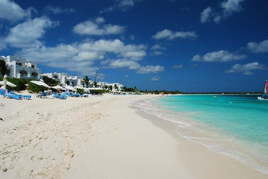 The Valley, Anguilla: Cuisinart Beach