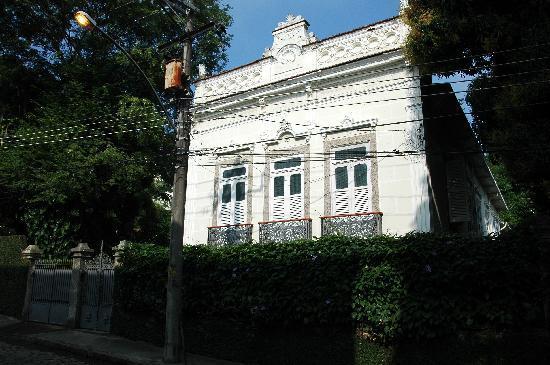 Villa Laurinda, Santa Teresa, Rio de Janeiro