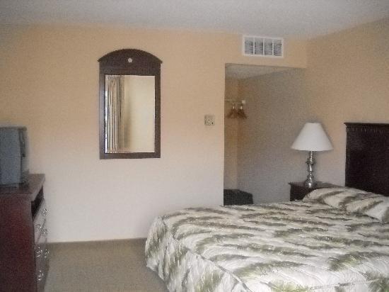 Γουάιλντγουντ Κρεστ, Νιού Τζέρσεϊ: king bedroom