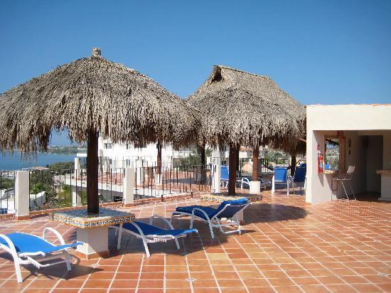 Hotel La Quinta del Sol: rooftop