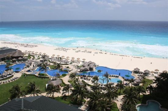 JW Marriott Cancun Resort & Spa: View from the room